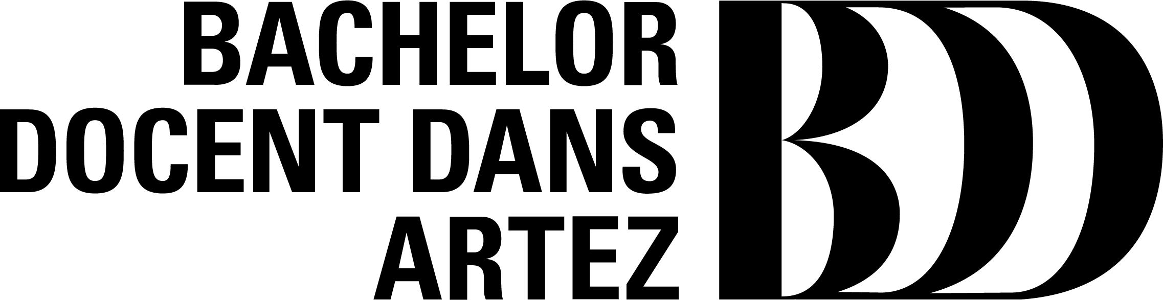 logo Artez bachelor docent dans